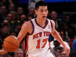 Jeremy Lin gets first national-television exposure Sunday against the Mavericks.