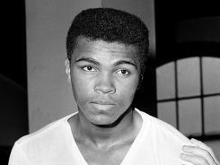 """Muhammad Ali celebrated his 70th birthday with the """"Power of Love Gala"""" on Saturday at the MGM Grand in Los Vegas. A couple thousand attended the event, which benefited the legendary boxer's Keep Memory Alive foundation."""