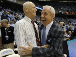 Fork Union Military Academy head coach Fletcher Arritt and North Carolina head coach Roy Williams have known each other for years. They coached against each other when Williams guided UNC's JV team.