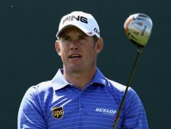 Lee Westwood of England has never made it out of the second round of the Accenture Match Play Championship in 11 tries.