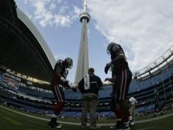 The Bills have been regular visitors to Toronto since 2008.