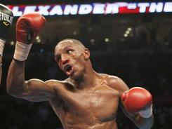 Devon Alexander has beaten two opponents in St. Louis, Andriy Kotelnik and Lucas Matthysse, both on close, contentious decisions.