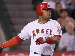 Bobby Abreu hits .253 with eight home runs and 60 RBI last season, well below his career averages.
