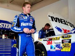 Carl Edwards, who will start from the pole in Sunday's Daytona 500, showed Wednesday he knows all about radiators and water temperatures.