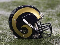 The Rams plan to play in London once in each of the next three regular seasons.