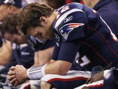 Weeks after losing Super Bowl XLVI, Tom Brady suffered a far more personal loss Tuesday.