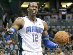 Orlando Magic hope to hold onto All-Star center Dwight Howard.