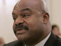 Dave Duerson's family claims he suffered at least 10 concussions during his 11-year career.