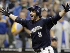 Ryan Braun's 50-game suspension was overturned by an arbitrator, the first time a player successfully challenged a drug-related penalty in a grievance.