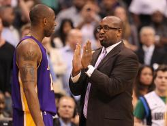 "Los Angeles Lakers coach Mike Brown says his relationship with superstar Kobe Bryant is ""very good,"" with ""mutual respect."""