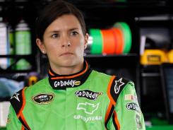 A wicked crash on Thursday will send Danica Patrick to a backup Chevrolet in Sunday's Daytona 500.