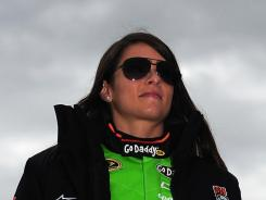 Fox's coverage leading up to the Daytona 500, which was later postponed to Monday, was giving viewers a large dose of Danica Patrick.