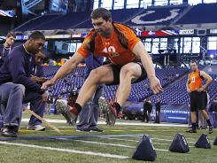 Andrew Luck, the presumptive No. 1 in April's draft, is the latest prospect to skips passing drills at the scouting combine.