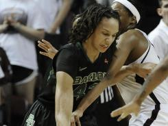 Brittney Griner had 25 points and eight rebounds to lead Baylor to its 30th consecutive win.