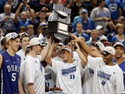 If the Duke Blue Devils again the 2011 ACC tournament fans will be able to see it on Facebook.