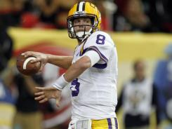 Zach Mettenberger is expected to be the starting quarterback for LSU this fall.