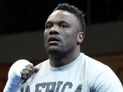 Heavyweight boxer Dereck Chisora of Britain was suspended indefinitely by the WBC after brawling with David Haye following his loss to Vitali Klitschko on Feb. 18.