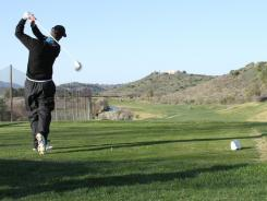 The Players Course at Tierra Rejada Golf Club in Moorpark, Calif., offers a challenging 5,600-yard, par-72 experience.