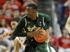 Does a big win over Louisville get South Florida into the NCAA tourney?
