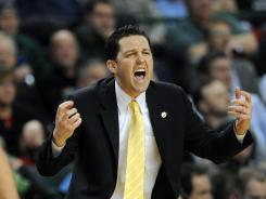 Bryce Drew rejoiced last week after his Valparaiso men's basketball team defeated Loyola of Chicago and won the Horizon League championship.