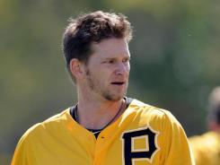 A.J. Burnett was acquired by the Pirates in a trade with the Yankees.