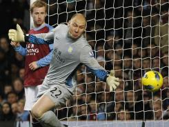 Brad Guzan is considering other options despite a new contract offer from Aston Villa.