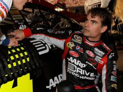 Jeff Gordon is looking up in the standings already after a 40th-place Daytona 500 finish.