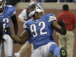 Lions DE Cliff Avril wouldn't necessarily celebrate if he received the franchise tag.