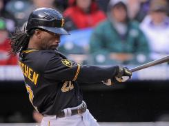 Andrew McCutchen was one of three Pirates who made the NL All-Star team last year, but he hit .216 after the break, mirroring the team's early surge and late collapse in 2011.