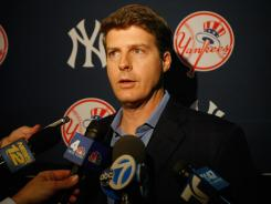 Hal Steinbrenner and the Yankees were hit with a $13.9 million luxury tax last season.