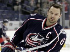 Rick Nash could aid the Blue Jackets' rebuilding effort if he's traded this summer.