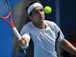 Marinko Matosevic of Australia will play in his first ATP final after winning his at Delray Beach on Saturday.
