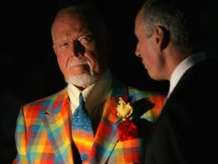 Don Cherry, left, also has been critical of just-fired coach Ron Wilson.