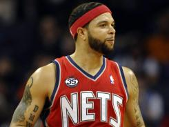 Deron Williams scored 57 points to eclipse the Nets' previous franchise record of 52.