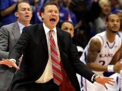 Kansas' Bill Self makes a good argument for Coach of the Year.