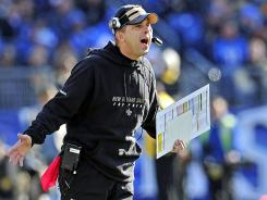 Saints coach Sean Payton could be subject to a fine and suspension for his role in the team's bounty program.