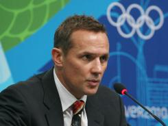 Steve Yzerman won a gold medal with Team Canada in Vancouver.