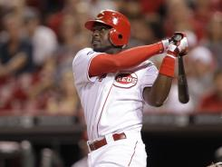 A nice combination of power and speed makes the Reds' Brandon Phillips one of the top fantasy second basemen in the National League.