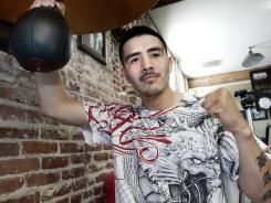Brandon Rios will fight on April 14, his promoter, Top Rank's Todd duBoef says, with or without scheduled Yuriorkis Gamboa.