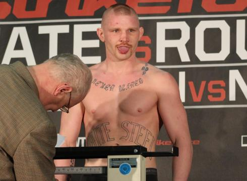 Beginning of the End: Ohio, NJ Revoke Brandon Saling's Fight License