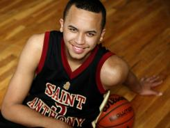 Kyle Anderson of St. Anthony (Jersey City) is one of 10 U.S. high school players who will play in the Nike Hoop Summit.