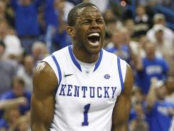 Dick Vitale thinks Darius Miller and the rest of the Kentucky Wildcats will have a lot more to celebrate in April.