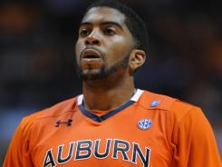 Auburn guard Varez Ward is at the center of a point-shaving probe.