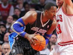 Dwight Howard had 29 points and 18 rebounds to lead the Magic to their 10th win in 14 games.