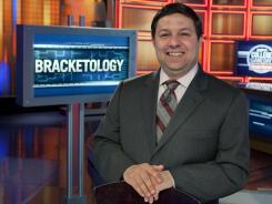 Joe Lunardi also does radio work on Saint Joseph's basketball games.