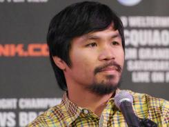 Manny Pacquiao could face jail time for failure to submit tax documents.