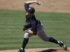 Yankees' David Robertson was 4-0 with a 1.08 ERA in 70 games in 2011.
