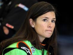 Danica Patrick returns this week to Las Vegas Motor Speedway, where she was racing last October when Dan Wheldon was killed in the Izod IndyCar Series finale.