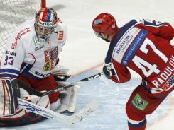 Alexander Radulov has matured into a top-notch offensive threat while in Russia.