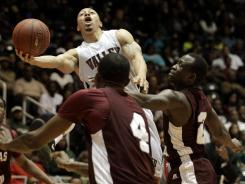 Mississippi Valley State is among the eight teams who must play their way into the 64-team bracket.